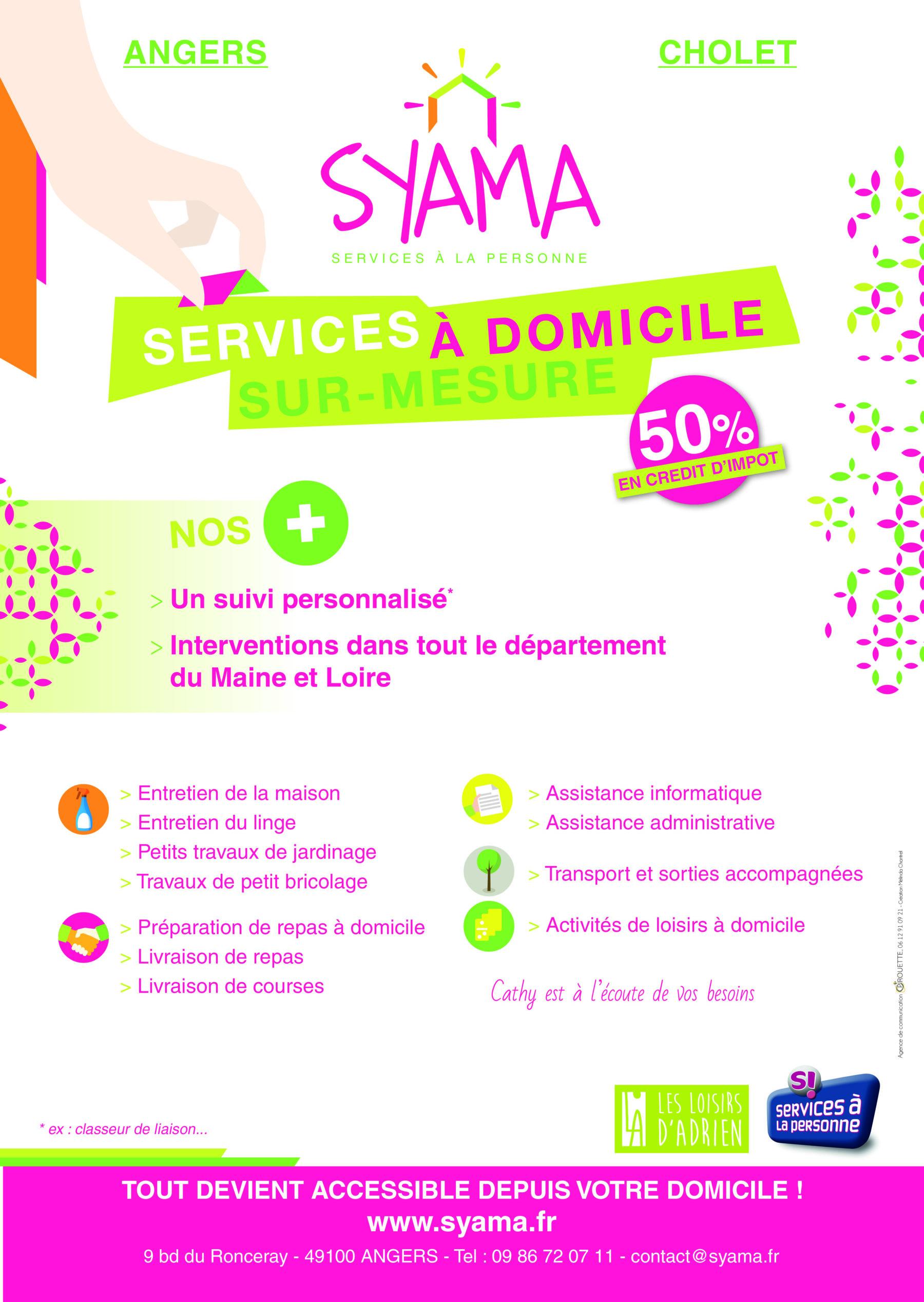 affiche A3 syama HR